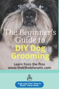 Get the Cheat Sheet below and be the first to get more home grooming tips!